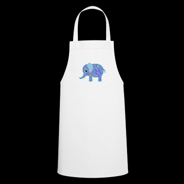 elephant - Cooking Apron