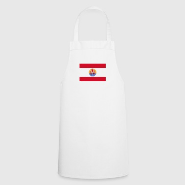 National Flag Of French Polynesia - Cooking Apron