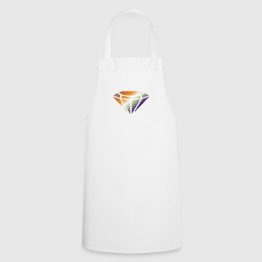 diamond - Cooking Apron