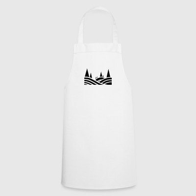 landscape - Cooking Apron