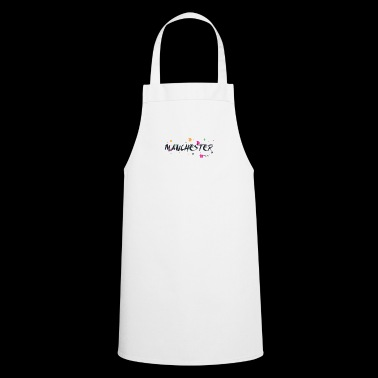 Manchester # - Cooking Apron