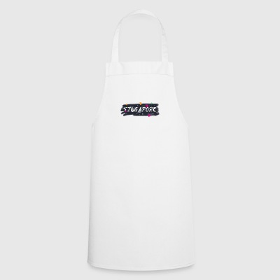 Singapore #1 - Cooking Apron