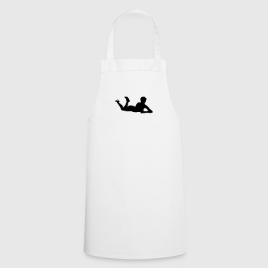 Sexy woman - Cooking Apron