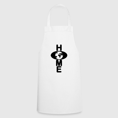 home blak - Cooking Apron