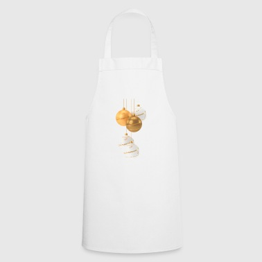 Christmas Decorations - Cooking Apron