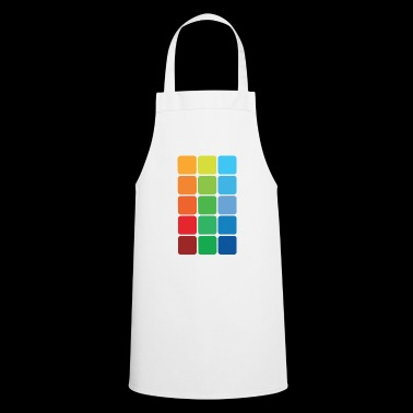 Quadraticolore - Cooking Apron