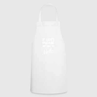 If lost - Malle - Cooking Apron