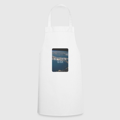 One day or one day you decide! - Cooking Apron