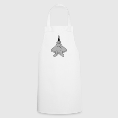 fighter aircraft - Cooking Apron
