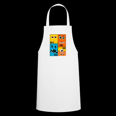 monsters - Cooking Apron