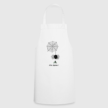 Old spider - Cooking Apron
