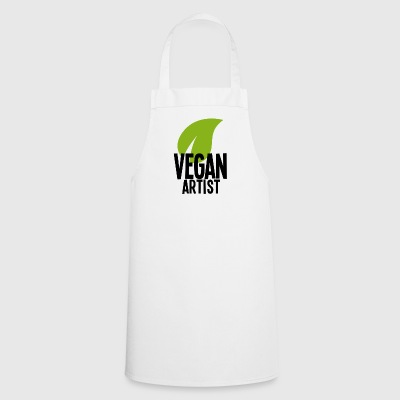 Vegan Artist - Cooking Apron