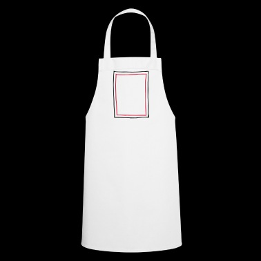 Frame picture frame - Cooking Apron