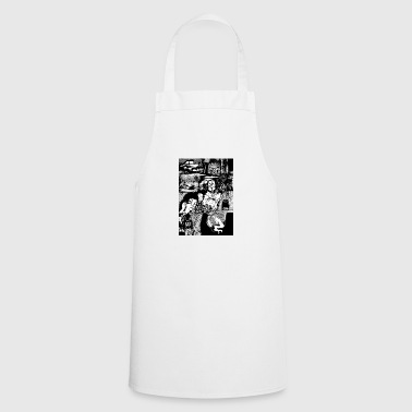 kicking - Cooking Apron