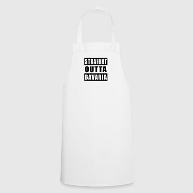 Straight outta bavaria - Cooking Apron