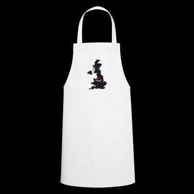 Heart of Manchester - Cooking Apron