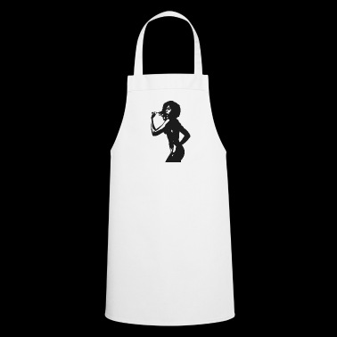 silhouette - Cooking Apron