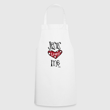 Jesus Loves You - Cooking Apron