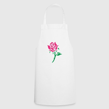 rose - Cooking Apron