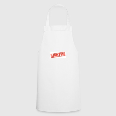 Limeted - Cooking Apron