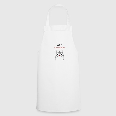 why design - Cooking Apron