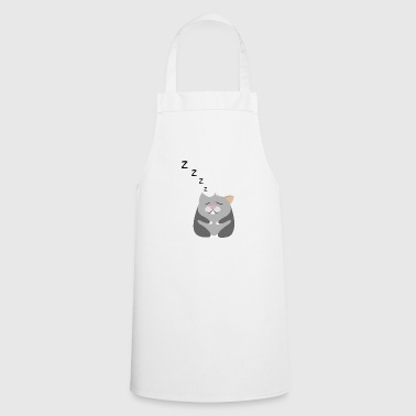 Hamster sleeping - Cooking Apron