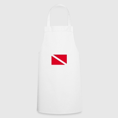 Diving Flag - Cooking Apron