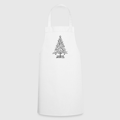 Christmas tree - Cooking Apron