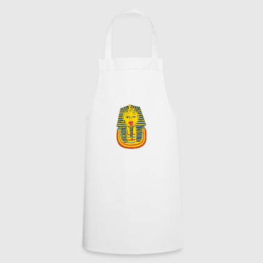 Pharaoh has his tongue hanging out - Cooking Apron