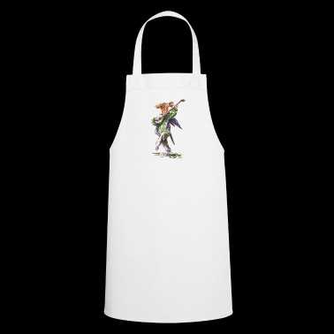 Chanting Chanterelle - Cooking Apron
