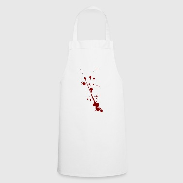Blood splatter - Cooking Apron