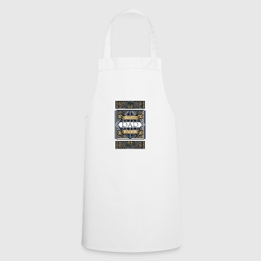 Best Dad Ever VIP Design - Cooking Apron