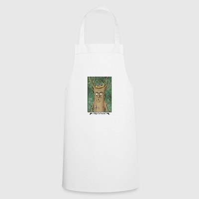 Tree portrait - Cooking Apron