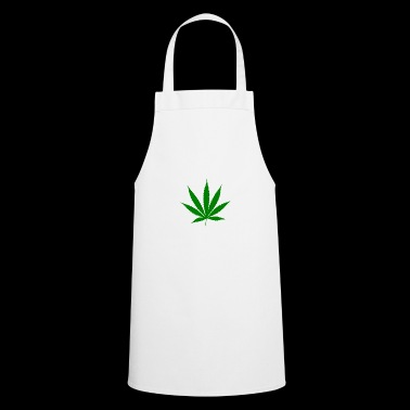 Weed leaf - Cooking Apron