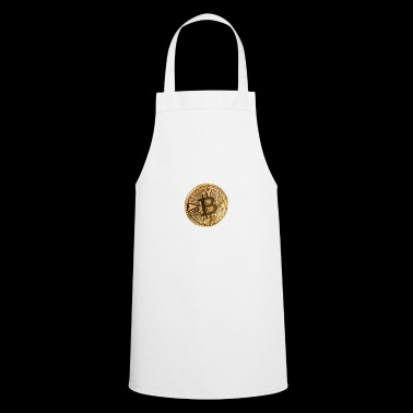 bitcoin piece - Cooking Apron