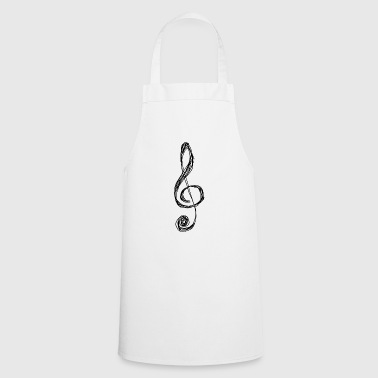 clef - Cooking Apron