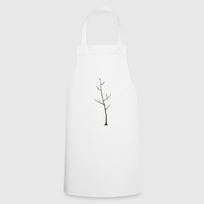 Tree baldness - Cooking Apron