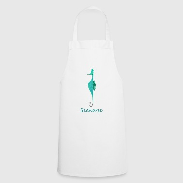 Seahorse - Cooking Apron