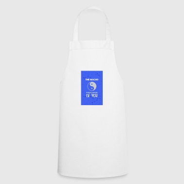 The Macho in me - Cooking Apron
