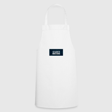Geared font - Cooking Apron