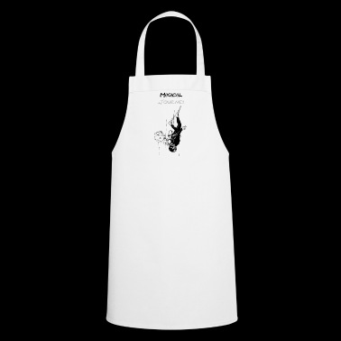 Magical travel cutout diver - Cooking Apron