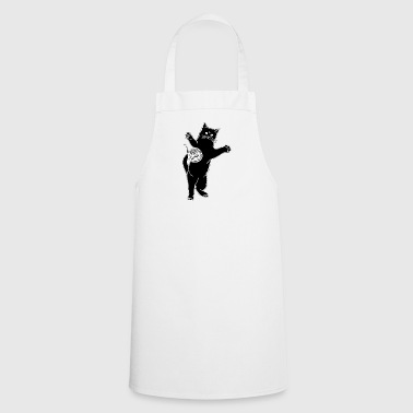 Playing cat - Cooking Apron