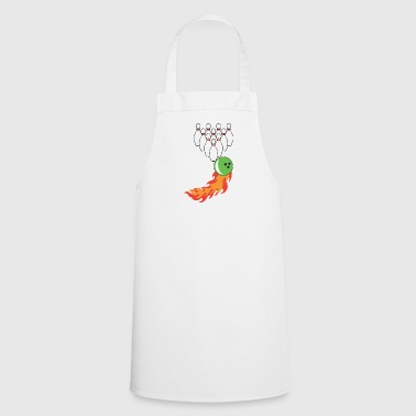bowling - Cooking Apron