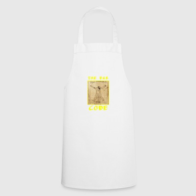 The Dab Code Two Yellow / Yellow Code Dab bis - Cooking Apron