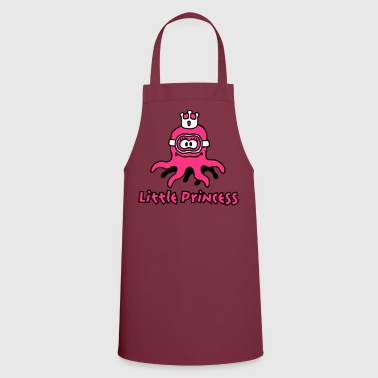 little_princess_octopuss_3c - Cooking Apron