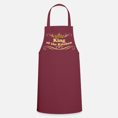 King of the Kitchen - Apron
