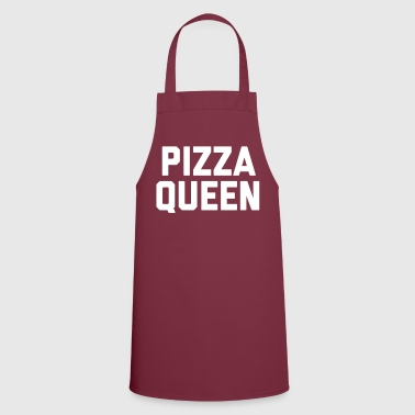 Pizza Queen Funny Quote - Grembiule da cucina