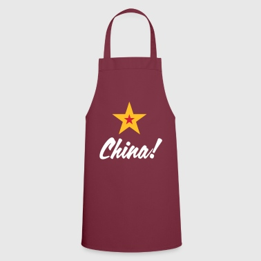 Chine communiste - Tablier de cuisine