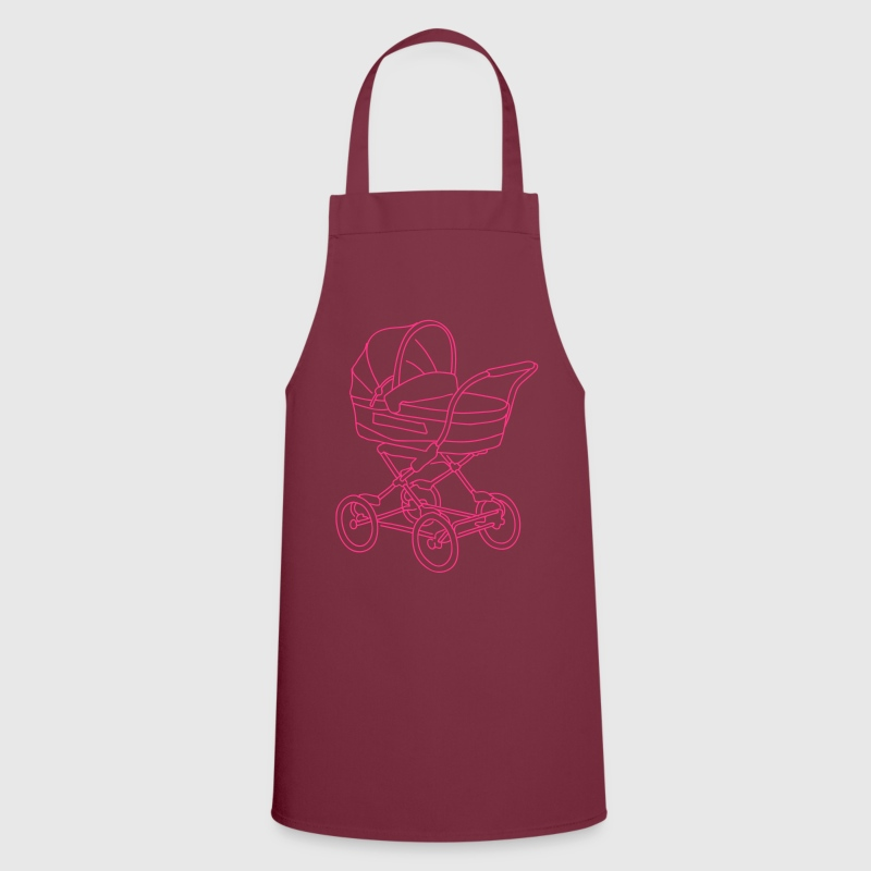 Baby stroller - Cooking Apron