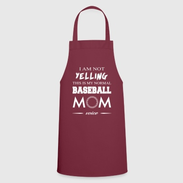 Yelling - Cooking Apron